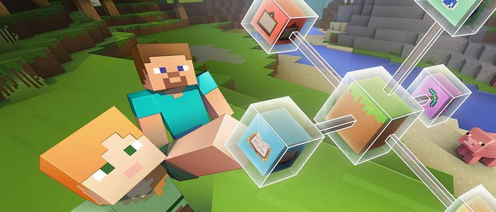 Minecraft Education ist für den Schulunterricht ausgelegt.