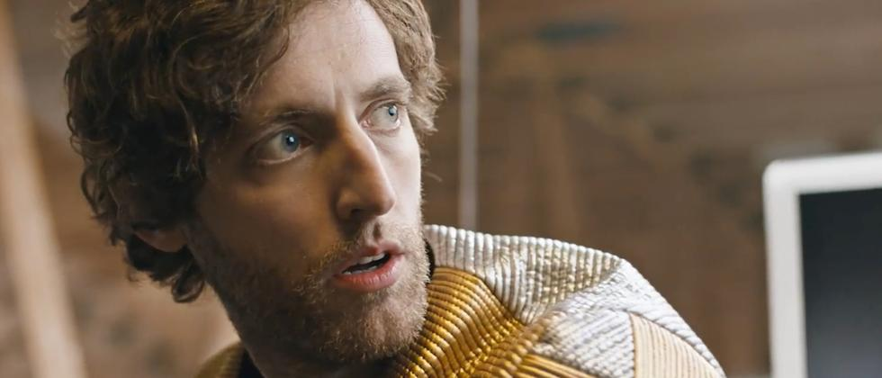 "Schauspieler Thomas Middleditch in ""Sunspring"""