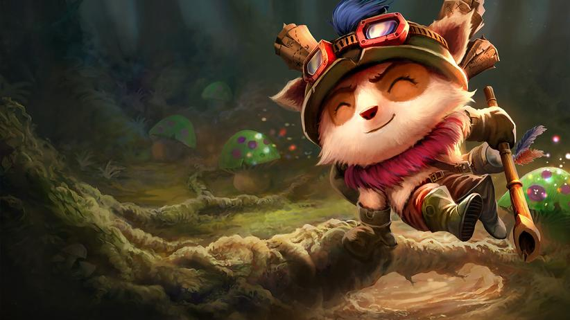 """League of Legends"": Teemo hat schon so manchen ""League of Legends""-Spieler zur Weißglut gebracht."