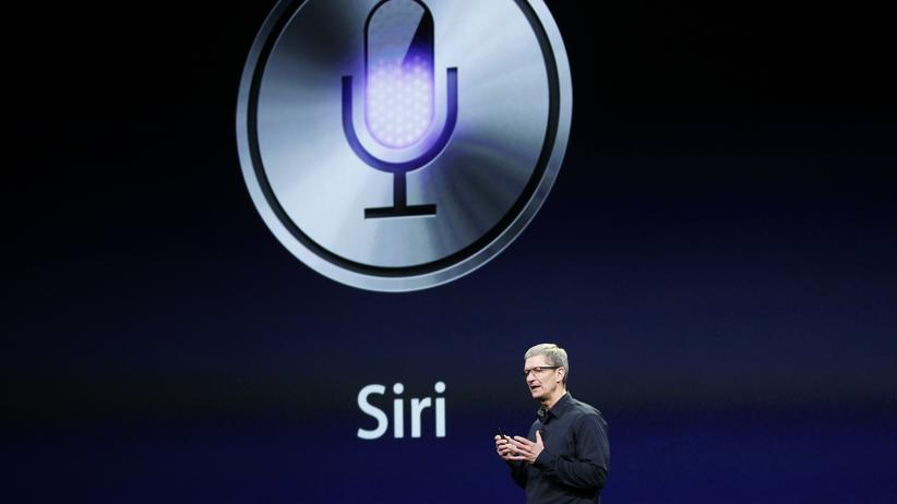 Apple: Apple-CEO Tim Cook – wie incredible, great und awesome wird Siri?
