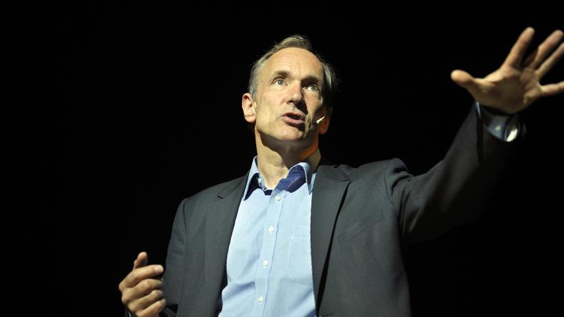 Netzneutralität: Tim Berners-Lee ist einer der Erfinder des WWW.