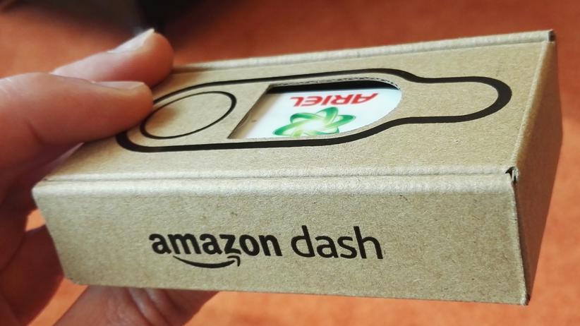 Für Produktgruppen gibt es eigene Dash-Knöpfe.