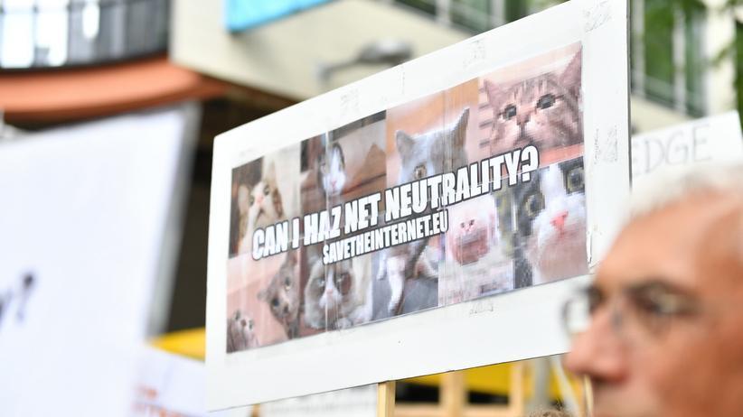 Netzneutralität: Das freie Internet hat Vorfahrt