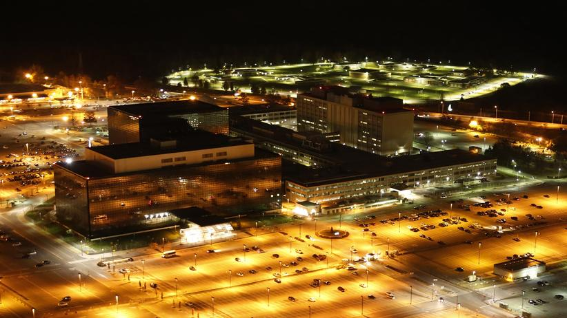 NSA: National Security Agency, Ft. Meade, Maryland, 2013