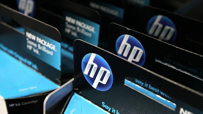 HP-Druckerpatronen