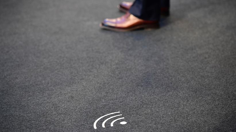 Urheberrecht: WLAN-Betreiber können zu Passwortschutz verpflichtet werden