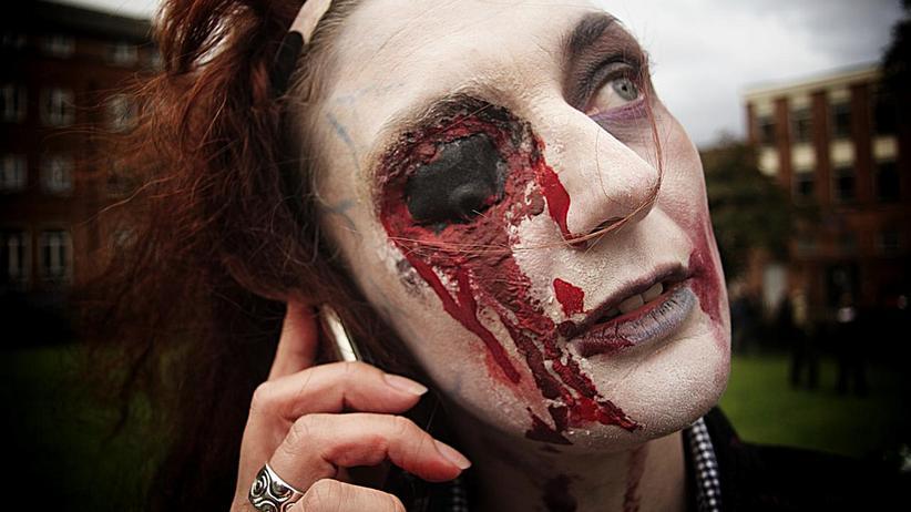Störerhaftung: Ob sich auch Zombies über freies WLAN freuen?