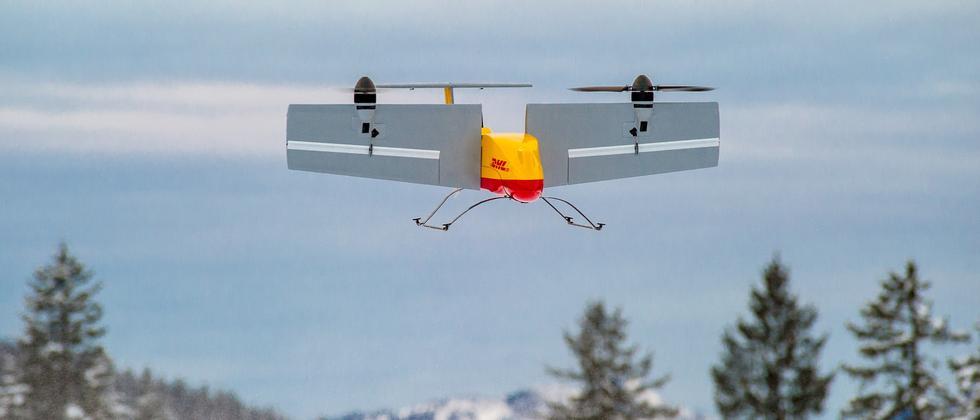 Der DHL-Paketkopter 3.0