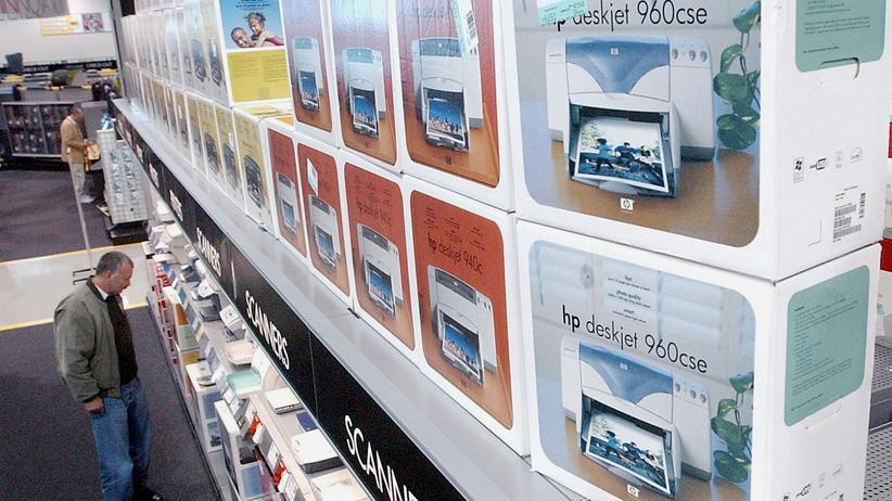 Druckerpatronen: HP erlaubt wieder Tinte von Drittanbietern