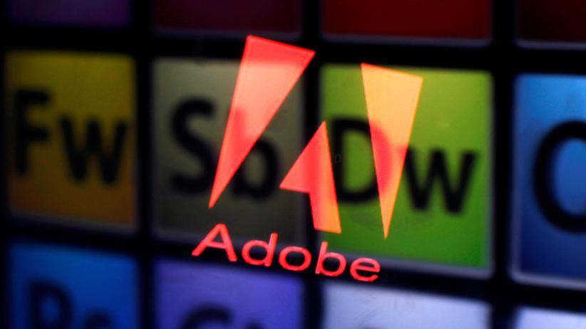 Adobe: Adobe-Logo