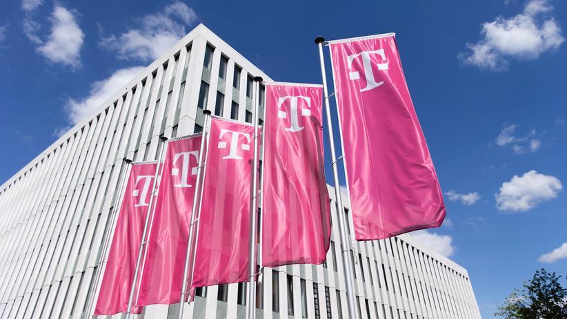 Netzstörung: Der Hauptsitz der Telekom in Bonn