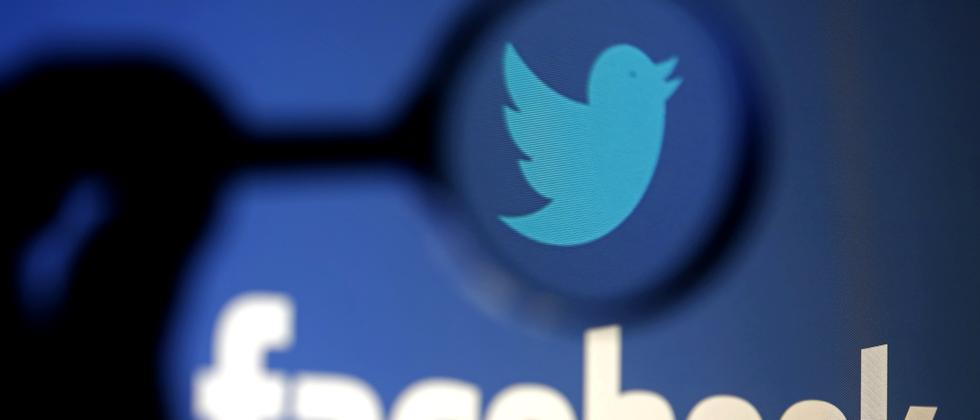 Social Bots sind bisher vor allem auf Twitter aktiv.
