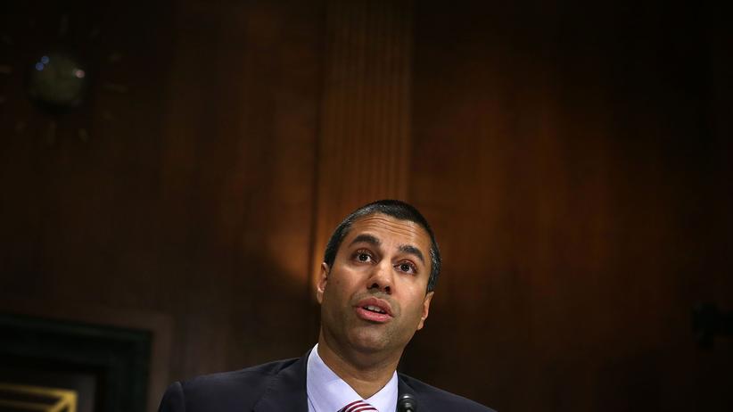 Netzneutralität: Der neue FCC-Vorsitzende Ajit Pai