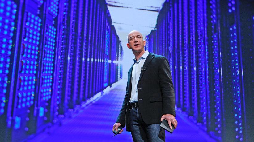 Amazon: Abhängig von der Cloud