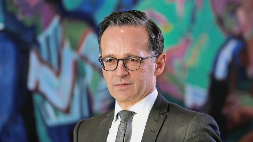 Heiko Maas: Bundesjustizminister Heiko Maas will Hass und Propaganda in sozialen Netzwerken bekämpfen.