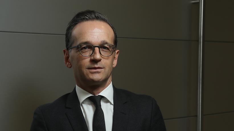 Hate-Speech: Bundesjustizminister Heiko Maas verärgert Netzaktivisten.
