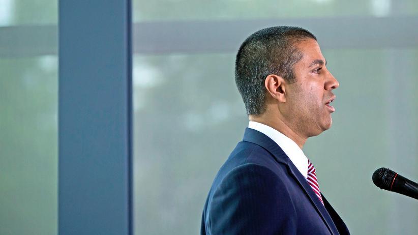 Netzneutralität: Ajit Pai, seit Januar Präsident der FCC