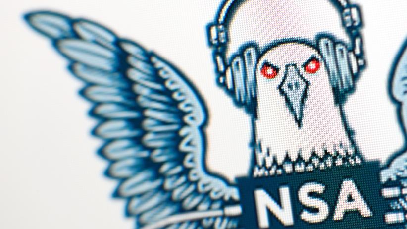 Shadow Brokers: Adlerohren: Das offizielle NSA-Logo
