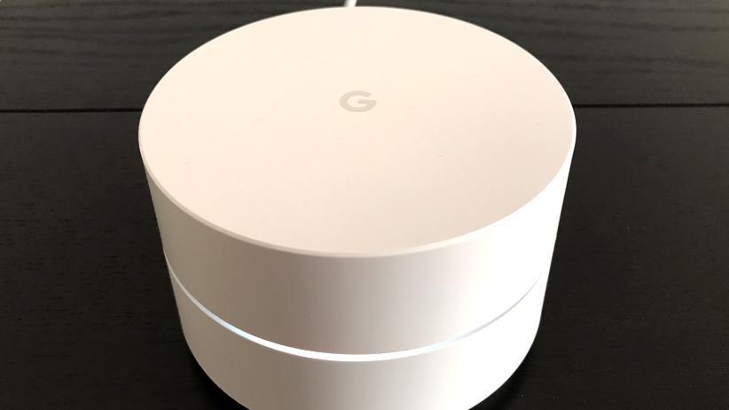 Google WiFi: Auch so kann ein Router aussehen: Google WiFi