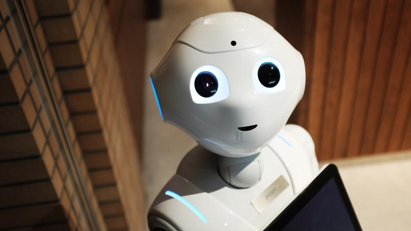 Künstliche Intelligenz: Noch hält sich die künstliche Intelligenz bei Robotern in Grenzen. Das könnte sich ändern.