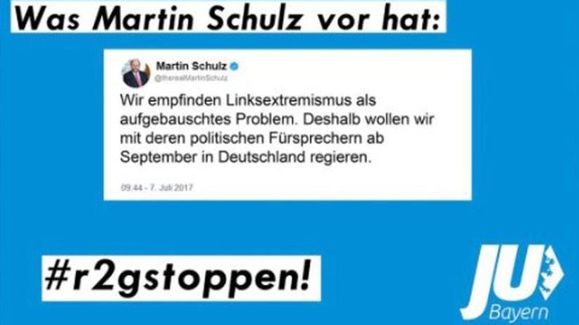 Bundestagswahl: Junge Union versucht es mit Desinformation
