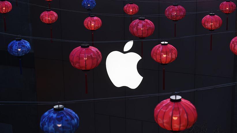 China ist für Apple der zweitwichtigste iPhone-Markt.