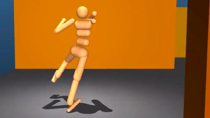DeepMind: Wann wird KI-Slalom wohl olympisch?