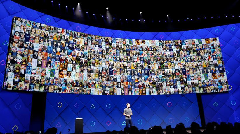 Mark Zuckerberg: Facebook ist voll