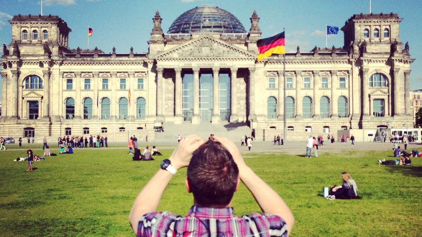 Bundestagswahl: FTTB steht übrigens nicht für Fibre to the Bundestag.