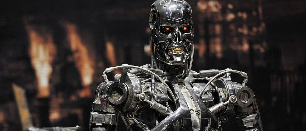 """Der """"Terminator"""" bleibt auch weiterhin Fiktion."""