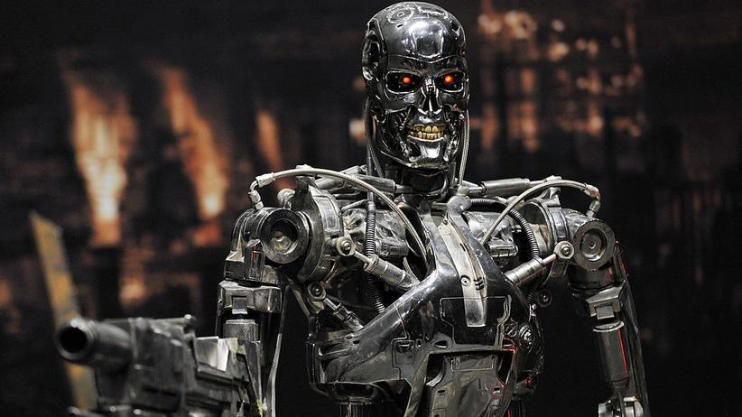 """Künstliche Intelligenz: Der """"Terminator"""" bleibt auch weiterhin Fiktion."""