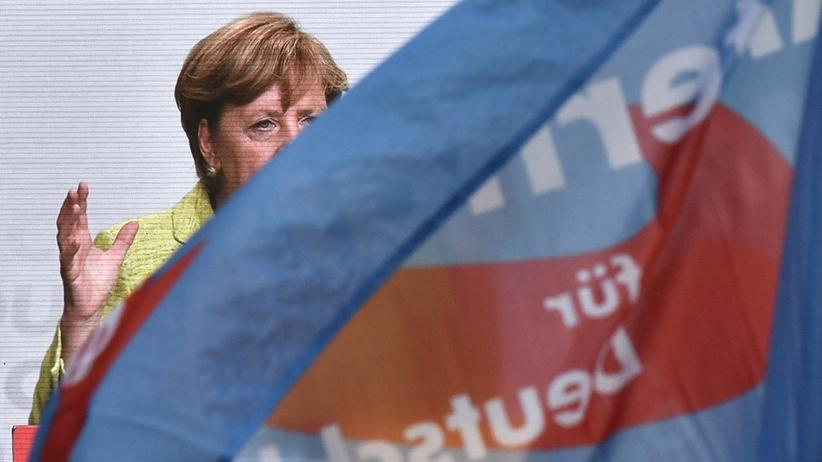 Facebook: Die AfD übertönt Merkel – auf Facebook ist das häufig so.