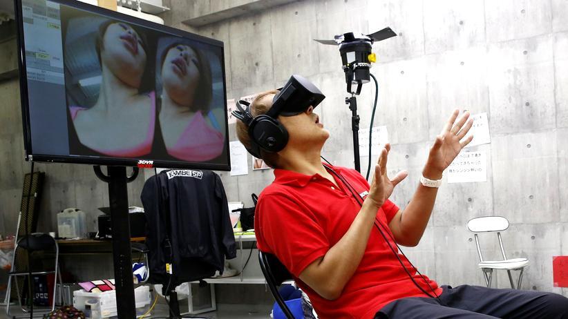 Virtual Reality: Hoffen auf die Pornobranche