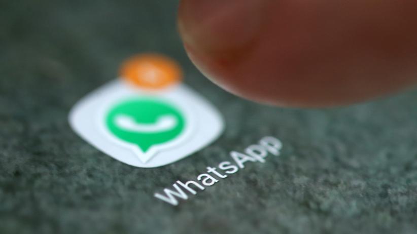 In WhatsApp können Nutzer künftig ihren Standort in Echtzeit teilen.