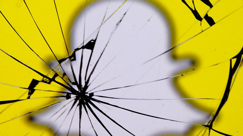 Snapchat: Ein Gespenst geht um