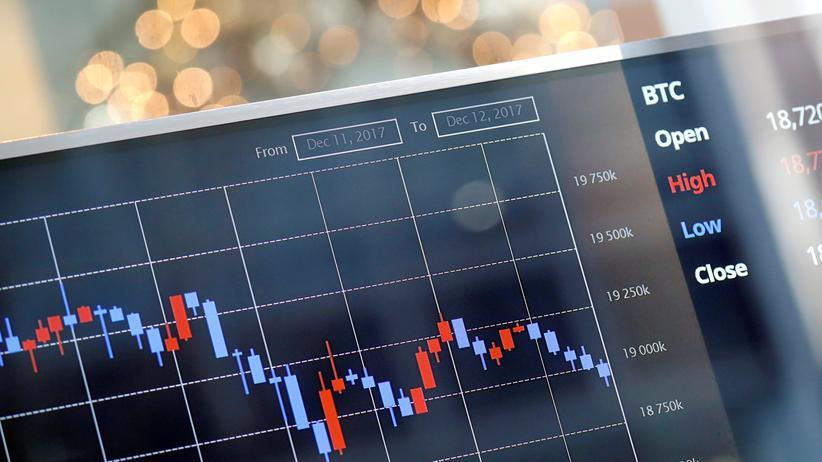 Bitcoin: Der Wert von Bitcoin stieg in diesem Jahr auf Rekordhoch.