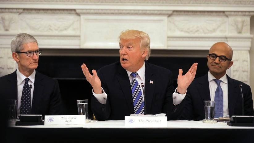 Donald Trump: Der Cheerleader der deregulierten Wirtschaft