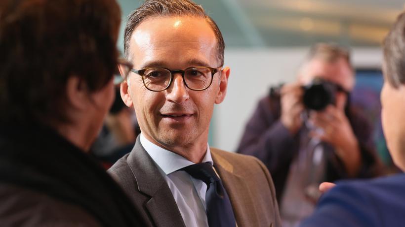 Netzwerkdurchsetzungsgesetz: Justizminister Heiko Maas hat das NetzDG mit auf den Weg gebracht.