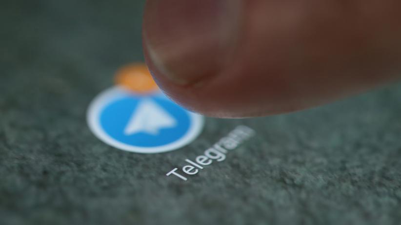 Blockchain: Telegram warnt vor Kryptobetrügern