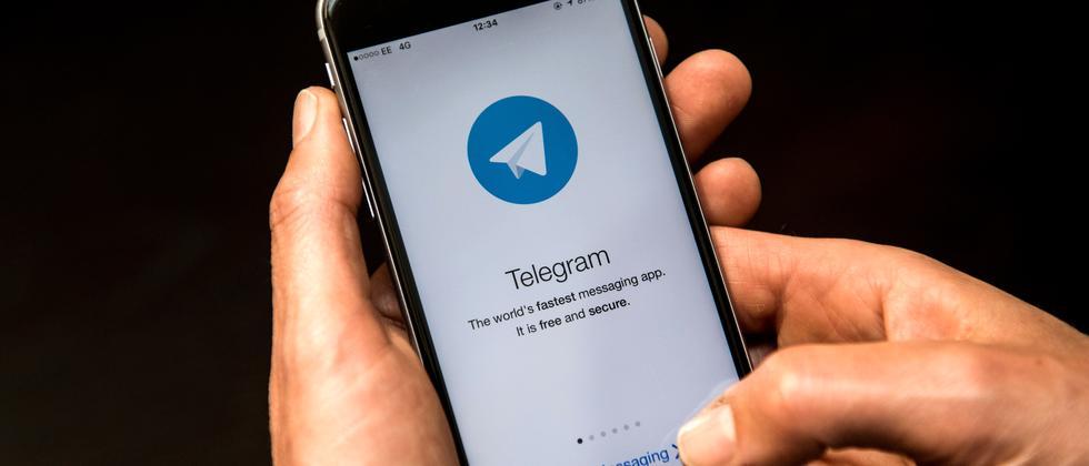 Telegram wächst als Chat-Dienst derzeit rasant.