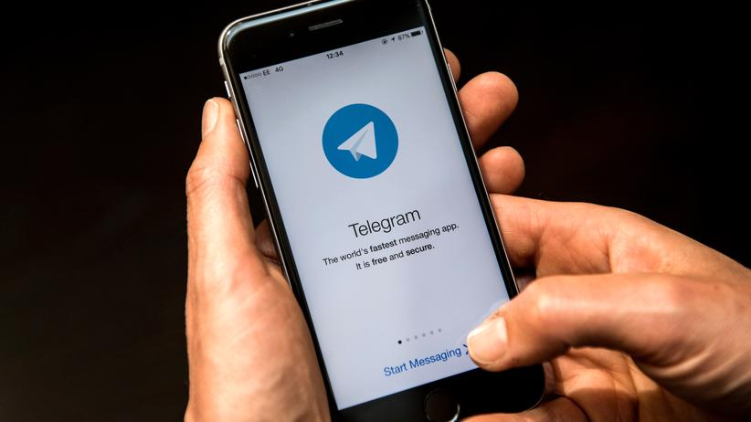 Telegram: Telegram wächst als Chat-Dienst derzeit rasant.