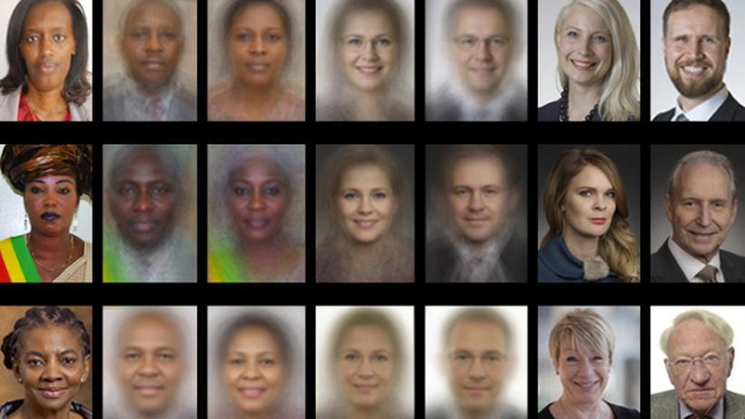 Gesichtserkennung: Je weißer, desto erfolgreicher