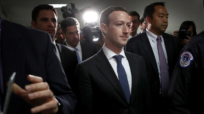 Mark Zuckerberg: Der Tag der Abrechnung