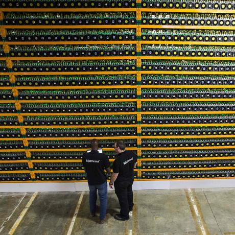 Blockchain: Ein langsames, zehrendes Monster
