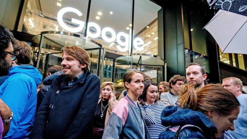 Sundar Pinchai: Google ändert nach Protesten Umgang mit Belästigungsvorwürfen