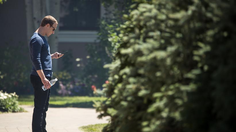 Facebook: Mark Zuckerberg will global einheitliche Regeln fürs Internet