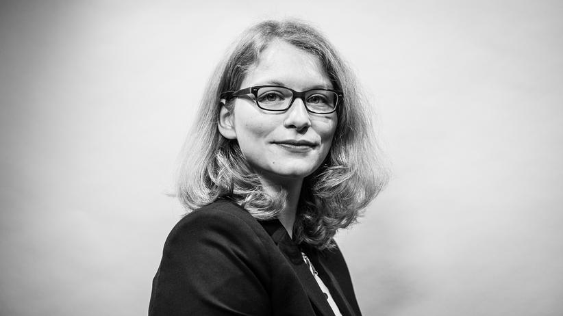 Autonome Waffen: Die Politikwissenschaftlerin Anja Dahlmann