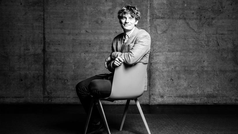 Richard Socher ist Informatiker, KI-Pionier und Gründer von Metamind