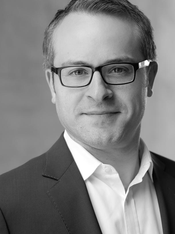 Internet: Thomas King ist Chief Technology Officer des Internetknotens De-Cix in Frankfurt am Main.