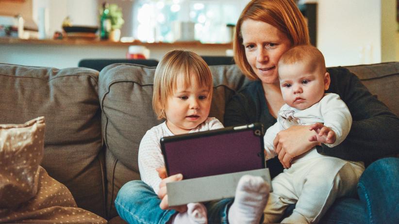 """Mediennutzung von Kindern: """"Mein Sohn ist jetzt vier und hat seit einem Jahr ein Tablet"""""""